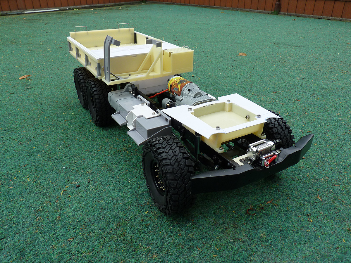 Cross RC HC6 - M81x from britain? - Page 3
